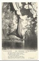 Cp, 46, Padirac, Le Lac De La Pluie, Oblitérée 1908 - Padirac