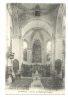 Cp, 54, Lunéville, Intérieur De L'Eglise St-Jacques - Luneville