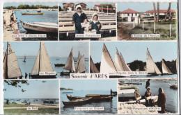 Ares Souvenir D'Arès  Multi-vues - Arès