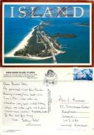 Anna Maria Island, Florida, United States US Postcard Posted 2005 Stamp - Etats-Unis