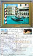 Venetian Casino, Las Vegas, Nevada, United States US Postcard Posted 2007 Stamp - Las Vegas