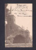 Carte Photo - Trognee Hannut - Eglise ( Grotte  A Notre Dame De Lourdes - La Hesbaye Reconnaissante ) - Hannut