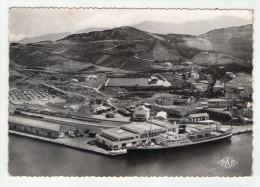 CP . 66 . PORT-VENDRES . GARE MARITIME . CAMPING ET PARC DES SPORTS  ( Voir L'état ) - Port Vendres