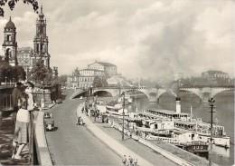 (G 81) - Dresden, Bruehlischen Terrasse - Dresden
