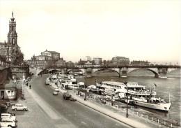(G 81) - Dresden, Terrassenufer - Dresden