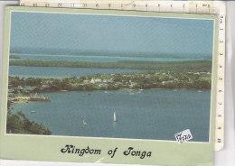 PO2771D# TONGA - NEIAFU - PORT OF REFUGE  VG 1992 - Tonga