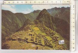 PO2775D# PERU' - CUZCO - MACHU PICCHU  VG 1976