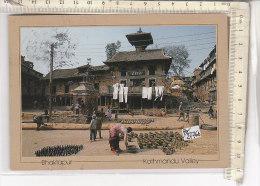 PO2776D# NEPAL - KATHMANDU VALLEY - BRATRAB DANCE  VG - Nepal