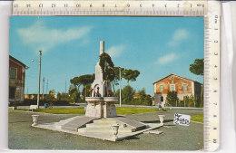 PO2925D# LATINA - BORGO S.MICHELE - MONUMENTO AI CADUTI DI TUTTE LE GUERRE   VG 1979 - Latina