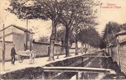 21 : Beaune : Ruisseau De L´aigue - Beaune