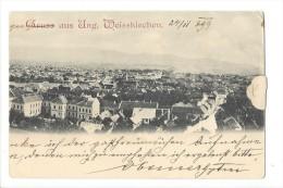 12842 - Gruss Aus Weisskirchen - Serbie