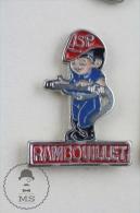 Rambouillet Sapeurs Pompiers France - Fireman Firefighter - Pin Badge #PLS - Bomberos