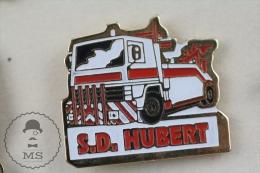 S.D. Hubert Truck - Pin Badge #PLS - Transportes