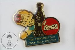 The Foucoueteau Coca Cola Museum - Coca Cola Advertising Pin Badge #PLS - Coca-Cola
