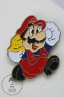 Nintendo Character Mario Bross Pin Badge #PLS - Juegos