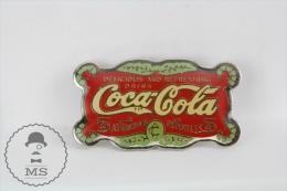Vintage Classic Coca Cola Advertising Pin Badge - Coca-Cola