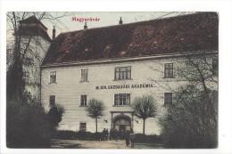 12855 -   Magyarovar KIR. GAZDASAGI AKADEMIA - Hongrie