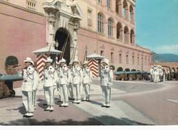 MONACO LA RELEVE DE LA GARDE (DIL2) - Prinselijk Paleis