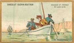2 CHROMOS   GUERIN BOUTRON - Guérin-Boutron