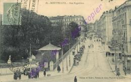 34. MONTPELLIER . Rue Maguelone . - Montpellier