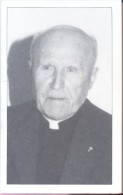 Doodsprentje Pastoor Maurits Maenhout - Tielt 1901 - Menen Rumbeke Hooglede Torhout 1991 - Obituary Notices