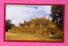 MANDALAY MYANMAR - Myanmar (Burma)
