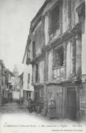 Lamballe (Côte Du Nord) - Rue Conduisant à L'Eglise - Carte ND Phot. N°61, Non Circulée - Lamballe