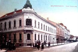 HUNGARY ( SLOVAKIA ) / BESZTERCEBÁNYA (BANSKÁ BYSTRICA ) - DEÁK FERENC STREET ABOUT 1910. - Hungary