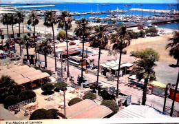 CYPRUS / THE MARINA OF LARNACA - Cyprus