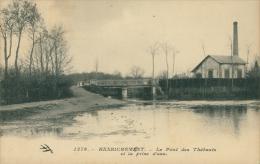 18 HENRICHEMONT / Le Pont Des Thébauts / - Henrichemont