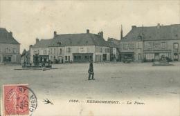 18 HENRICHEMONT / Place / - Henrichemont