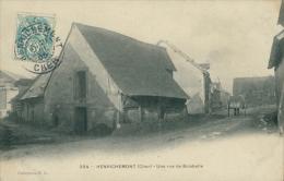 18 HENRICHEMONT / Une Rue De Boisbelle / - Henrichemont