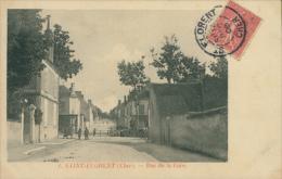18 SAINT FLORENT SUR CHER / Rue De La Gare / - Saint-Florent-sur-Cher