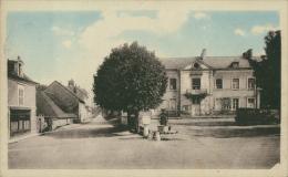 18 SAINT MARTIN D'AUXIGNY / La Mairie / - Autres Communes
