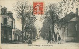 18 TORTERON / Rue De La Poste / - Sonstige Gemeinden