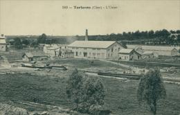 18 TORTERON / L'Usine / - Autres Communes