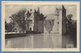 35 - Le Château De TRECESSON - Francia