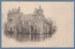 35 - Le Château De TRECESSON - Autres Communes