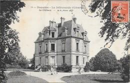 14057 - DOUVRES-LA DELIVRANDE: Le Château - Francia