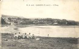 CAMIERS. EGLISE ET ABSIDE - Frankreich