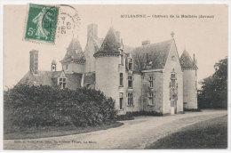 MULSANNE - Chateau De La Rochère (Devant)    (79182) - Autres Communes