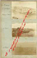 England-en 1893-London-La Tamise-Cannon Street- La Tour- Saint Paul - Antiche (ante 1900)