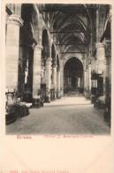 C.P.A - ITALIE - VERONA - Chiesa S. Anastasia Interno - 110024 - Stab. Grafico Sternfeld. Venezia - Verona