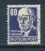 DDR 339 Za XII Gestempelt Geprüft Schönherr Mi. 60,- - DDR