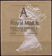 Great Britain 2015 - Royal Mail.h POSTAGE PAID UK.4  ( Mi 2976 ) - Grande-Bretagne