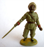 FIGURINE CRESCENT TOYS SOLDAT SIKHS OFFICIER - Army