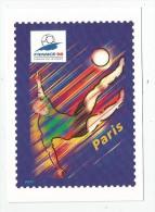 Carte Postale , Entier Postal , Vierge , Sport , Football , Coupe Du Monde 1998 , PARIS - Ganzsachen