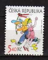 Czech Republic 2002 Easter.MNH - Czech Republic
