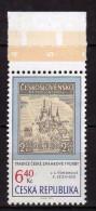 Czech Republic 2003 Tradition Of Czech Stamp Printing.MNH - Ongebruikt