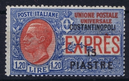 Italy:  Levant  Sa Nr 4 Expres MNH/** - Algemene Uitgaven